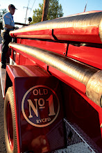 Photo: Old No. 1, Fire truck from the Redwood Valley-Calpella Fire Dept.