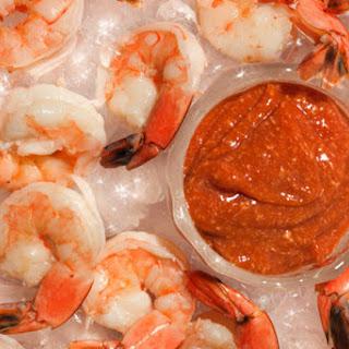 Shrimp Cocktail.