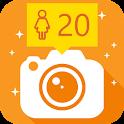Camera Face Age icon