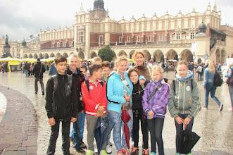Photo: Na krakowskim rynku