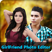 Girlfriend Photo Editor–SnapPic Couple Sticker