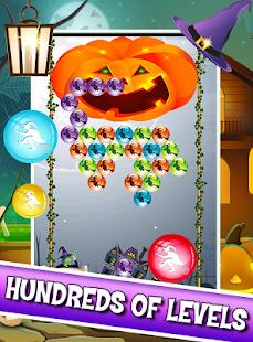 4 Witch's Magic Bubble App screenshot