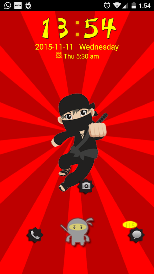 Ninja Kung Fu Go Locker - Android Apps on Google Play