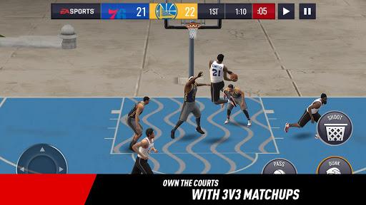 NBA LIVE Mobile Basketball 3.3.01 androidappsheaven.com 1
