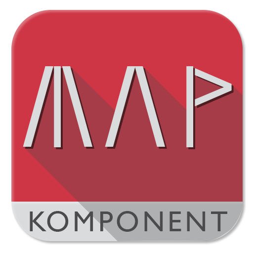 Kustomised Map Komponent -KLWP Android APK Download Free By Jonaseymour