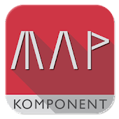 Kustomised Map Komponent -KLWP