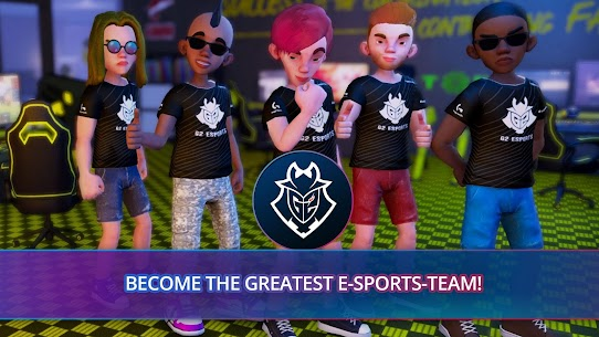 Esports Life Tycoon Apk Download For Android and Iphone 2