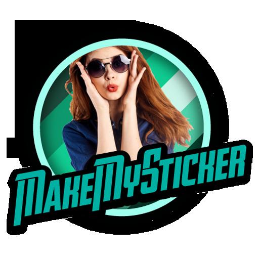 Stickers for WhatsApp WAStickerApps MakeMySticker