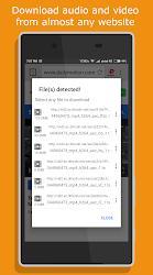 دانلود IDM+: Fastest Music, Video, Torrent Downloader