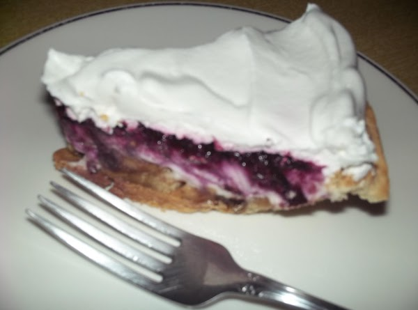 Banana-blueberry Pie Recipe