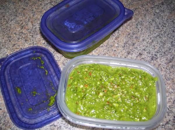 Pecan And Basil Pesto Recipe