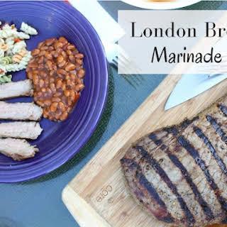 London Broil Marinade.
