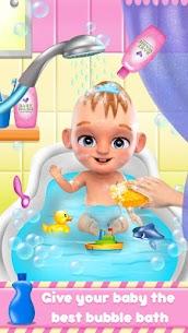 Sweet Newborn Baby Girl : Daycare & Babysitting Fun 2