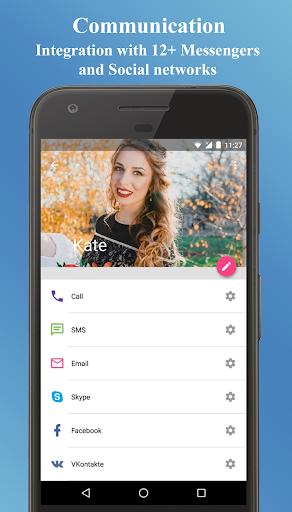 Contacts Widget screenshots 3