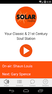 Solar Radio- screenshot thumbnail
