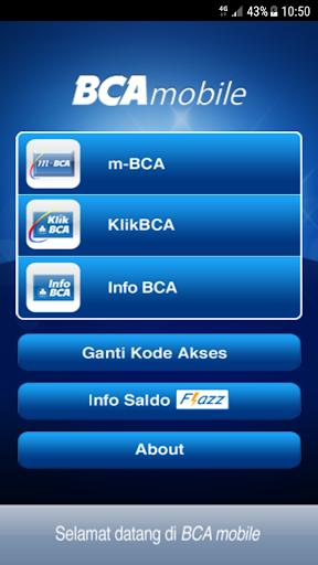 BCA mobile 1.5.4 screenshots 1