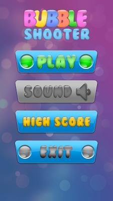 Bubble shooter game 2016 - screenshot