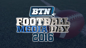 B1G Football Media Day 2016 thumbnail