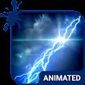 Storm Animated Keyboard icon