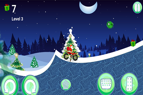 Foto do Santa Claus Adventure Games - Gift Road