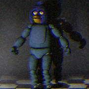 Real Night of Jumpscare Animatronic