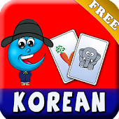 Korean FlashCard Plus For Kids