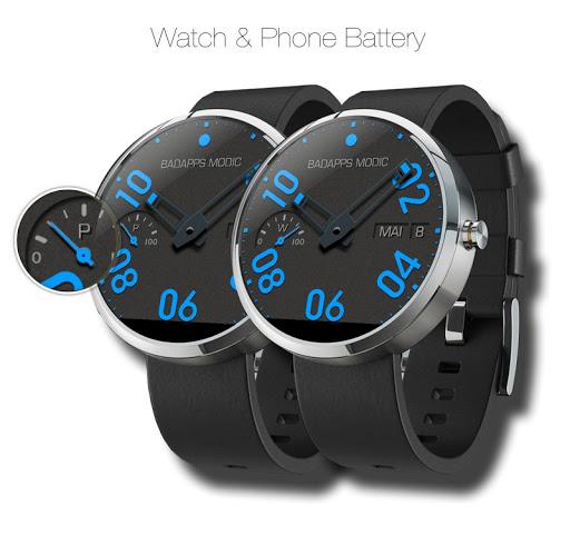 玩免費個人化APP 下載BadApps Modernity Watch Face app不用錢 硬是要APP