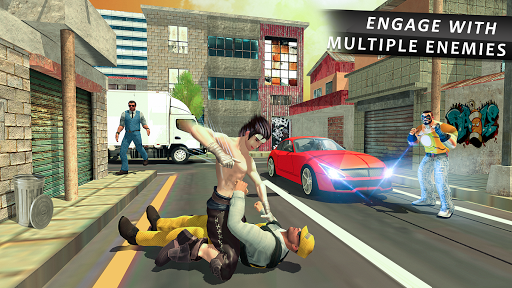 Kung fu street fighting game 2020- street fight 1.12 screenshots 20