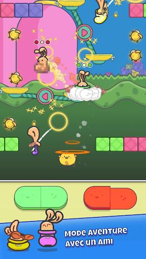 Code Triche Lapins froussards APK MOD (Astuce) screenshots 5