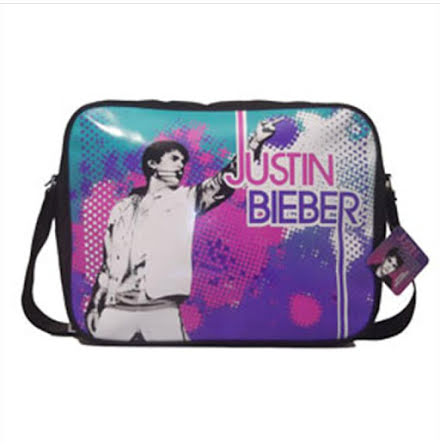 Justin Bieber - Ionised - Messenger Bag