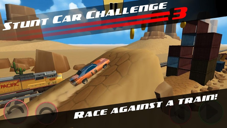 Stunt Car Challenge 3 2.07 MOD (Unlimited Coins) 5
