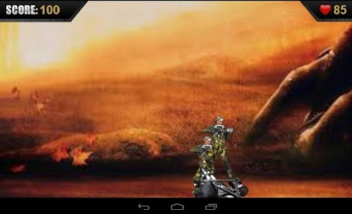 Download Shooting the Enemy For PC Windows and Mac apk screenshot 2