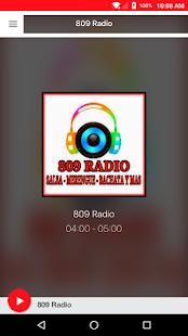 809 Radio - náhled