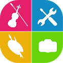 Learn Occupations and Professions for Kids Free icon