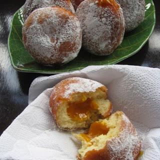 Sufganiyah @ Doughnut With Pumpkin Coconut Jam