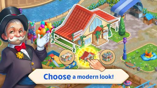 Matchland - Build your Theme Park 1.2.1 screenshots 7