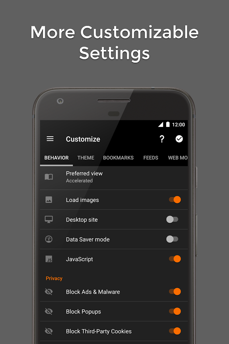 Hermit • Lite Apps Browser Screenshot 5