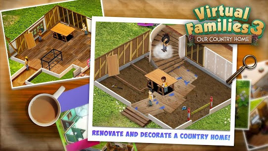 Virtual Families 3 Mod Apk (Unlimited Money) 2