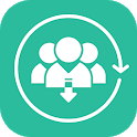 Easy Contacts Backup - Smart Contacts Manager icon
