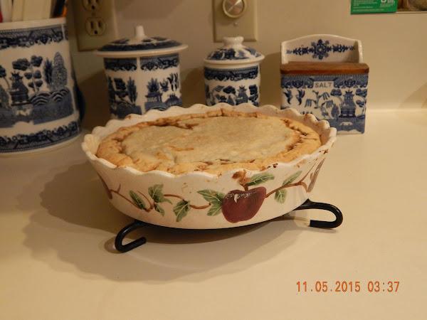 Raisin Pie Recipe