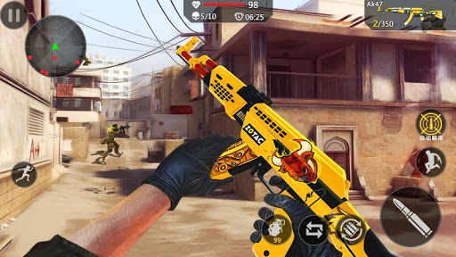 Encounter Strike:Real Commando Secret Mission 2020 1.1.2 screenshots 6