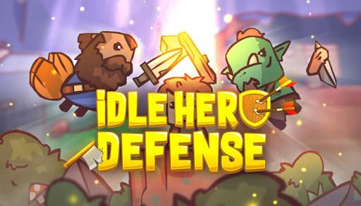Idle Hero Defense - Fantasy Defense 33 screenshots 4