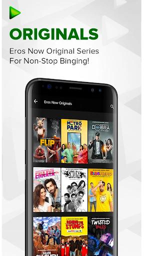Eros Now - Watch online movies, Music & Originals screenshot 1