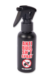 Anti Bullshit-spray