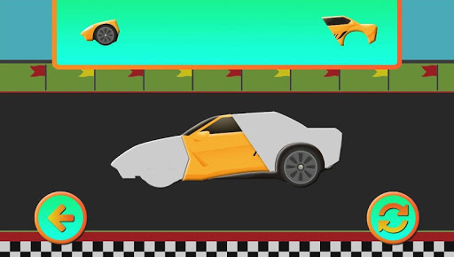 玩教育App|儿童拼图跑车免費|APP試玩