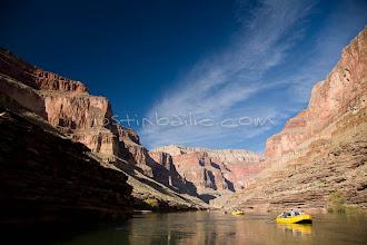 Photo: Rafting the Grand Canyon. Grand Canyon NP, AZ.