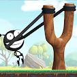 Stickman Knockdown icon