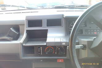 Photo: Renault 5 Dashboard