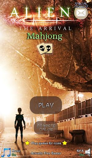 Hidden Mahjong: Aliens Arrival
