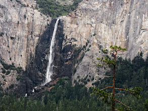Photo: Bridalveil Fall from Tunnel View, Day 1, SX10. #2157